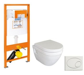 Royal-one-komplet-hængetoilet-pakketilbud-mkrom-trykknap-jomo cisterne 1