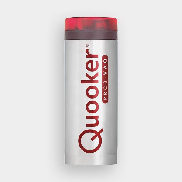 Quooker Flex i krom med COMBI beholder 2