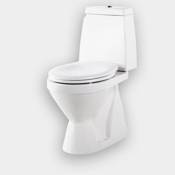 Royal T4 Gulvstående toilet inkl